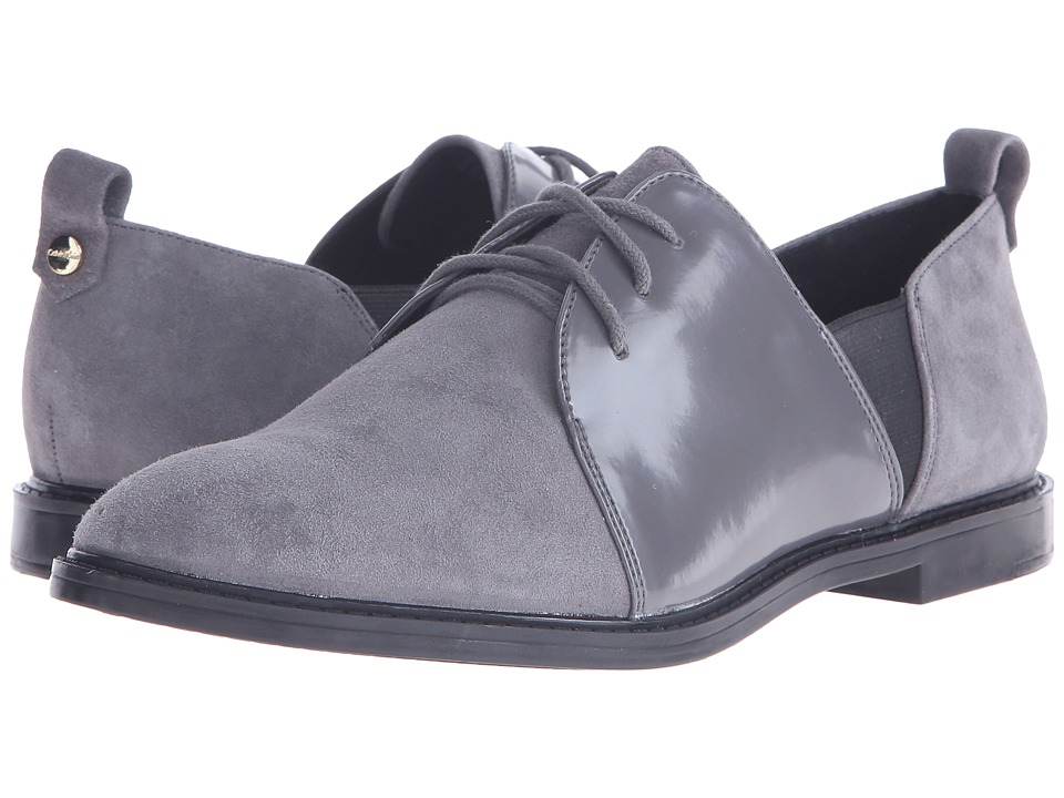 Calvin Klein - Darielle (Shadow Grey) Women's Shoes