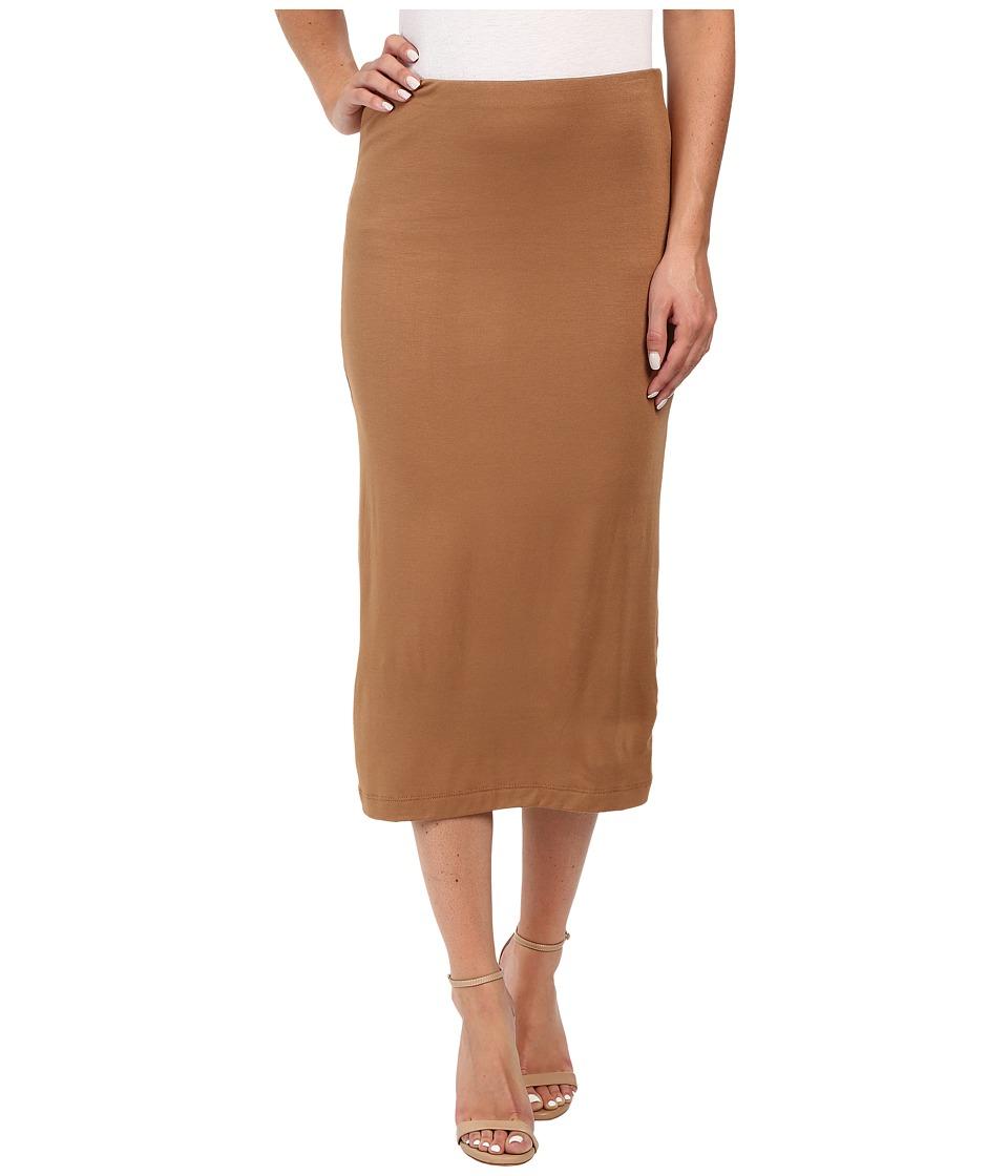 Nally & Millie - Reversible Skirt (Nut) Women's Skirt