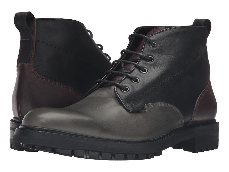rag & bone - Spencer Chukka Lug (Green Combo) Men's Boots