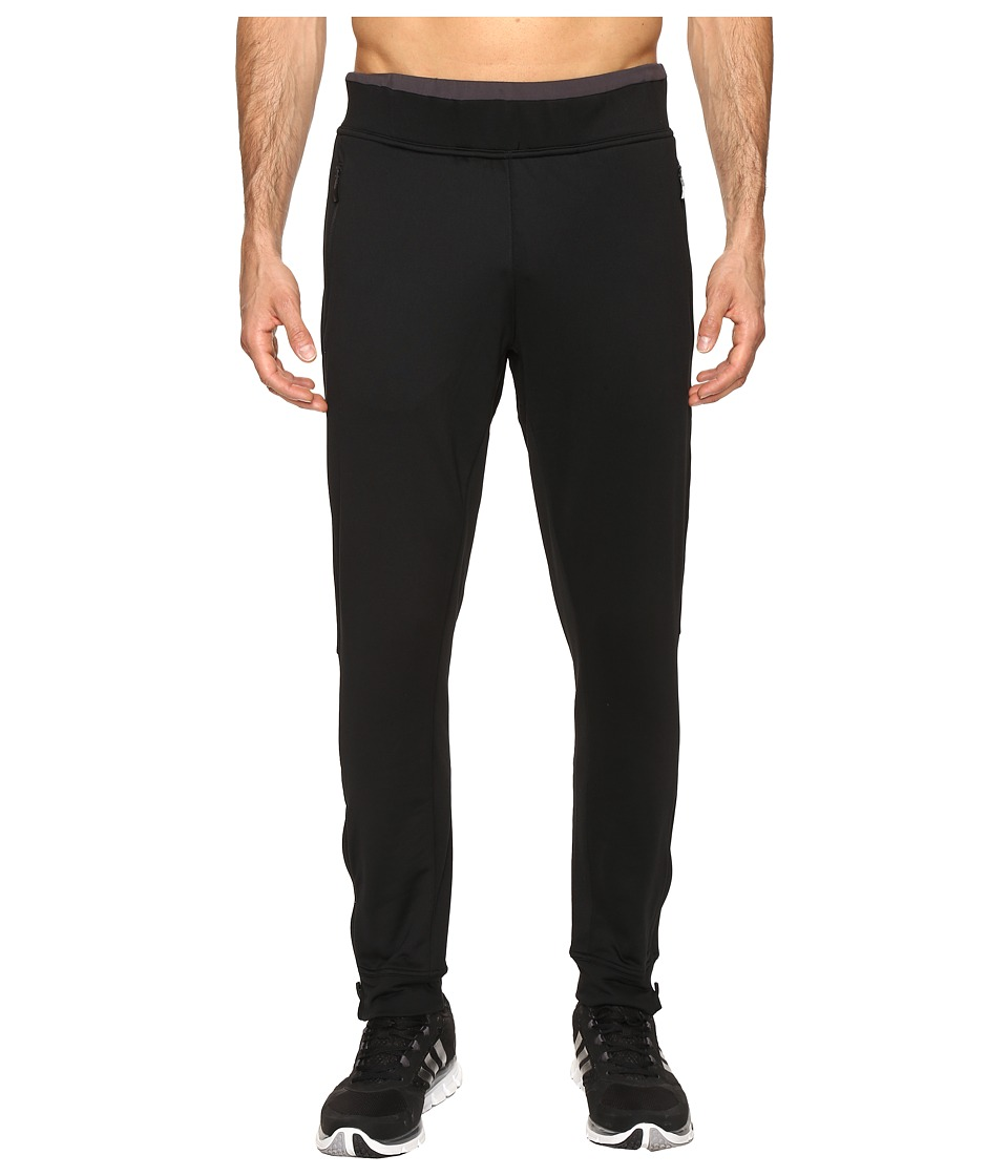 adidas - CLIMAHEAT Pants (Black) Men's Casual Pants
