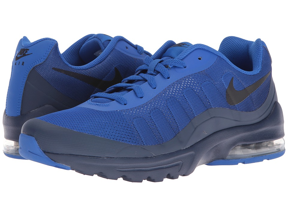 Nike - Air Max Invigor (Hyper Cobalt/Black/Midnight Navy) Men's Cross Training Shoes