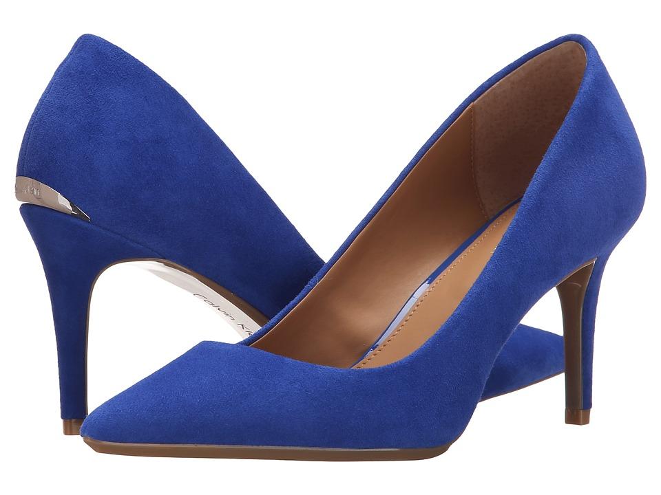 Calvin Klein - Gayle (Fearless Blue) High Heels