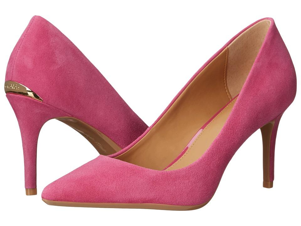 Calvin Klein - Gayle (Jazzberry) High Heels