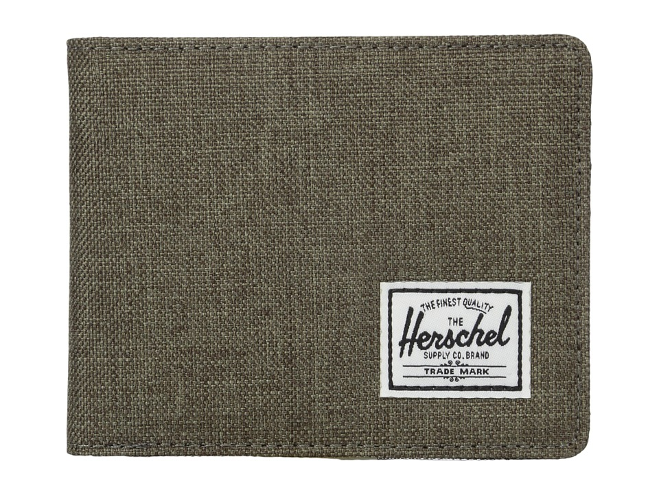 Herschel Supply Co. - Roy (Canteen Crosshatch) Bi-fold Wallet