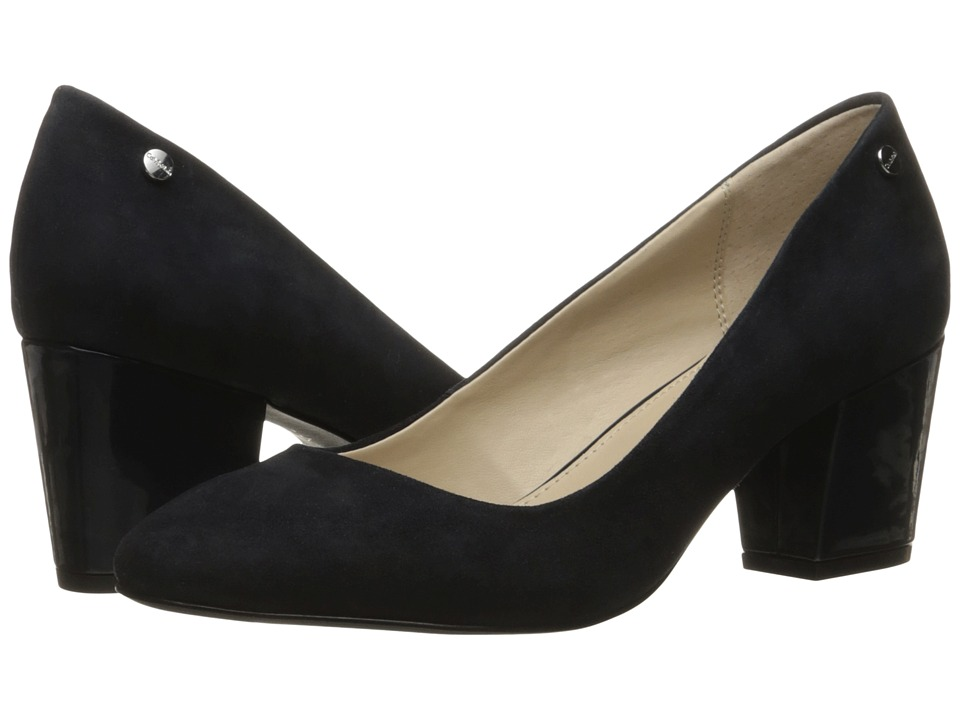 Calvin Klein - Kasey (Deep Navy) Women's Shoes
