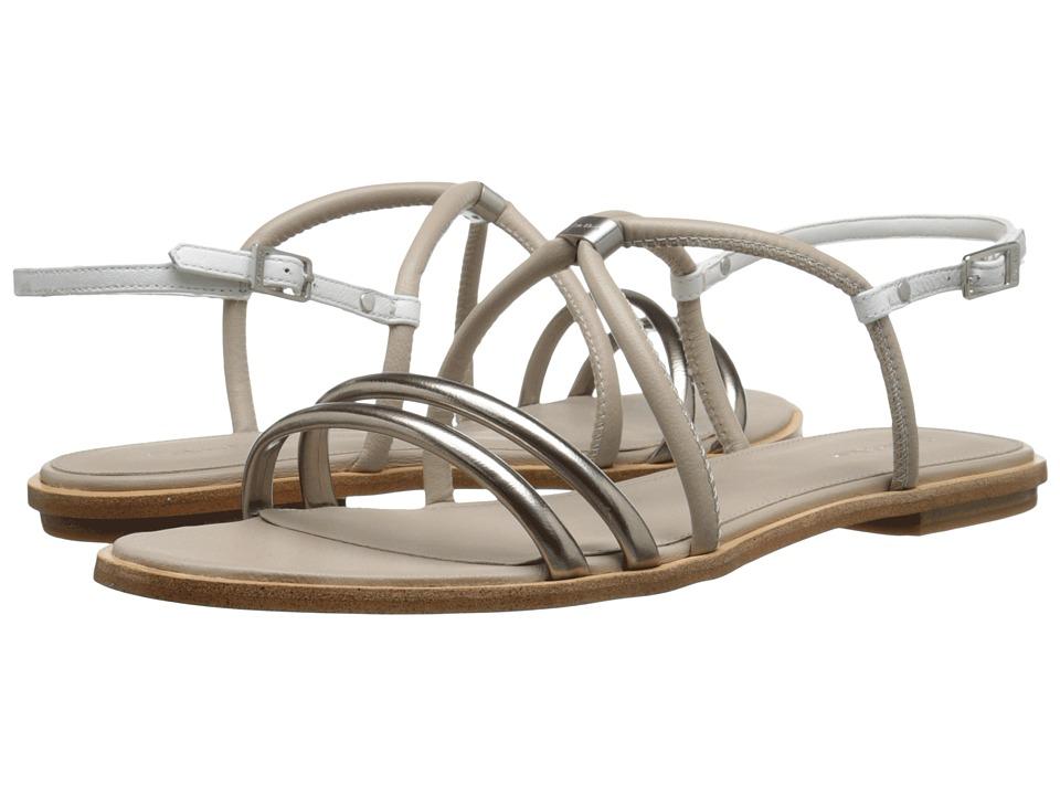 Calvin Klein - Udela (Ematite/Greige) Women's Shoes
