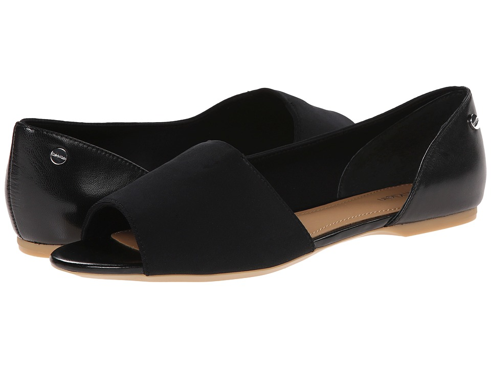 Calvin Klein - Rezi (Black) Women's Shoes
