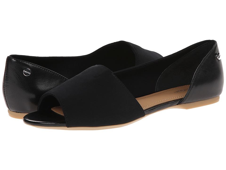 Calvin Klein - Rezi (Black) Women's Shoes