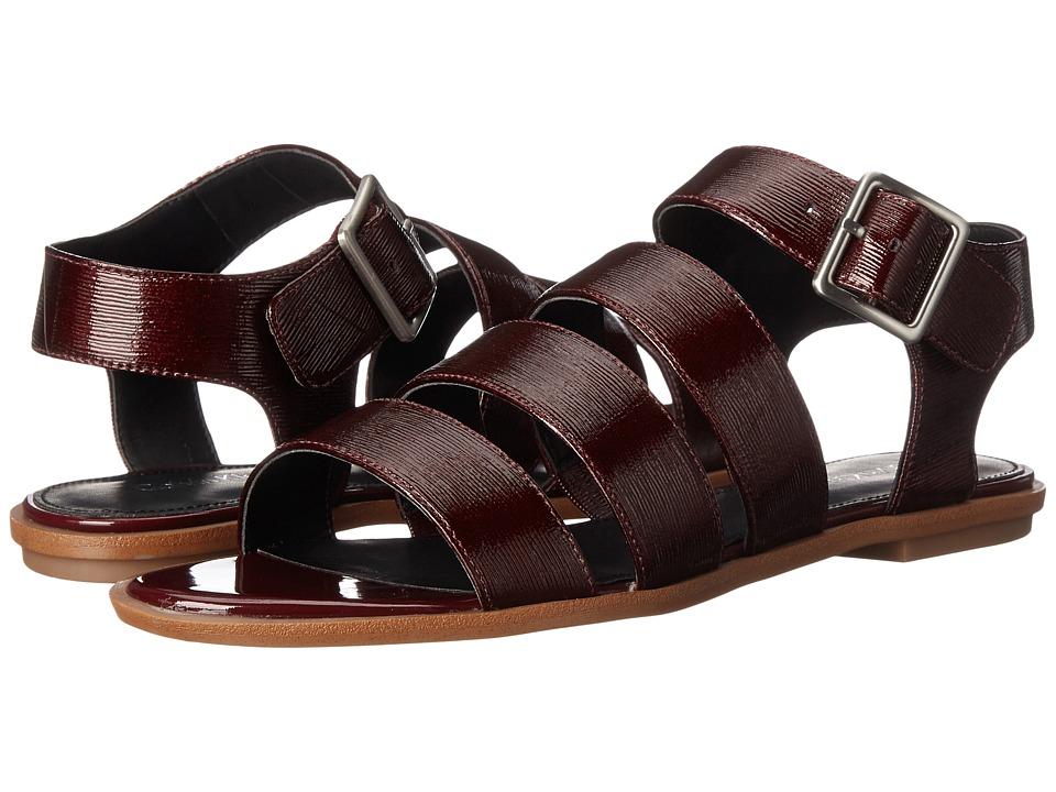 Calvin Klein - Ulie (Dark Cherry) Women's Shoes