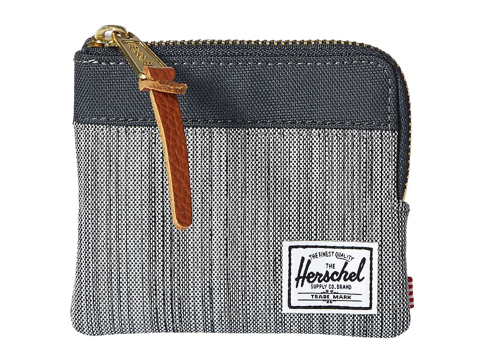 Herschel Supply Co. - Johnny (Multi Crosshatch/Dark Shadow) Coin Purse