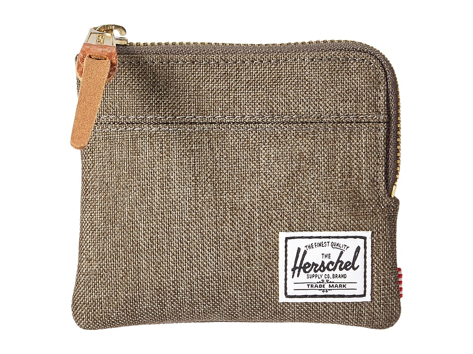 Herschel Supply Co. - Johnny (Canteen Crosshatch) Coin Purse
