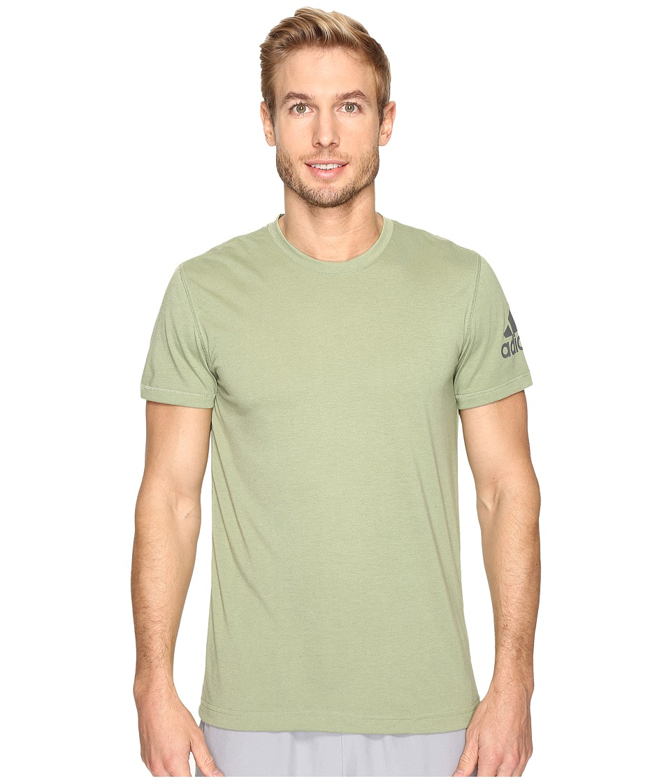 adidas - Prime Tee (Tent Green) Men's T Shirt