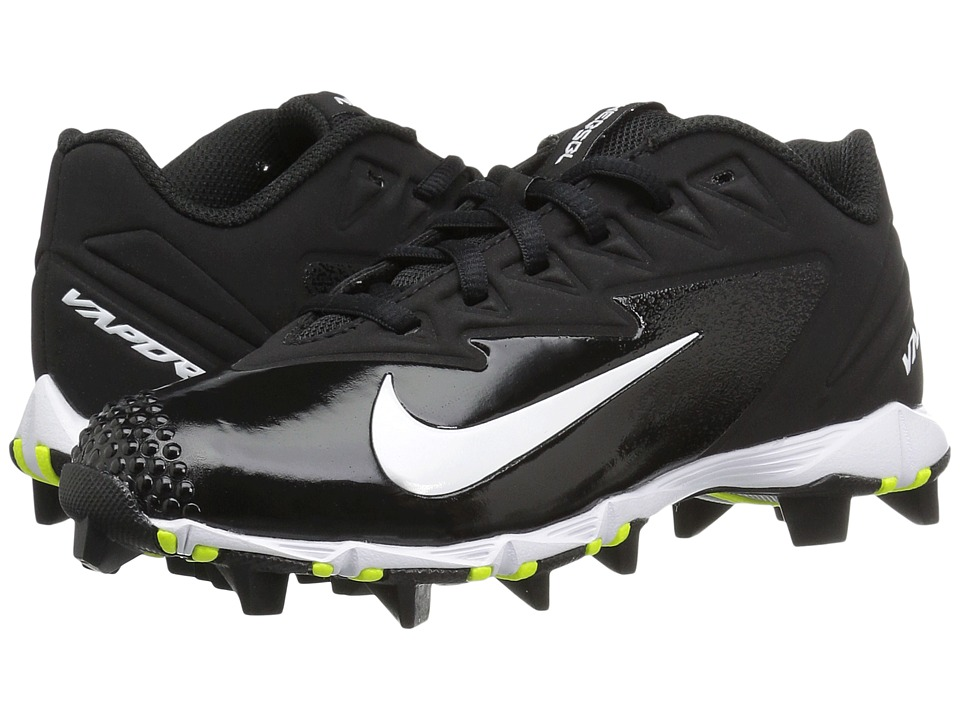 Nike Kids - VPR Ultrafly Keystone BG Baseball (Big Kid) (Black/Anthracite/White) Kids Shoes