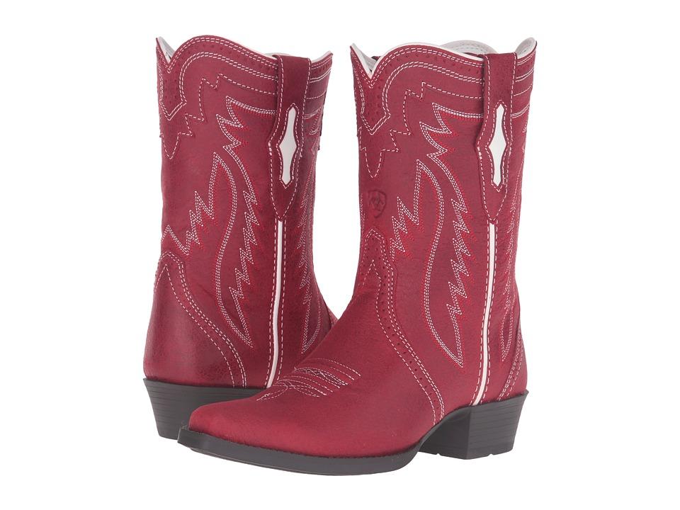 Ariat Kids - Calamity (Toddler/Little Kid/Big Kid) (Red Ryder) Cowboy Boots