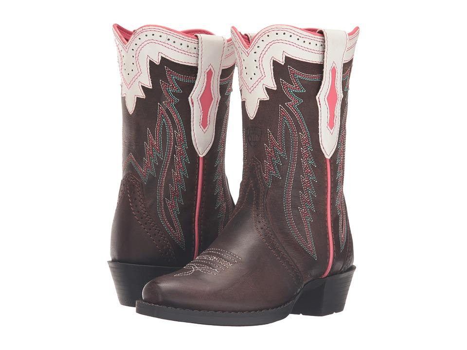 Ariat Kids - Calamity (Toddler/Little Kid/Big Kid) (Rodeo Tan) Cowboy Boots