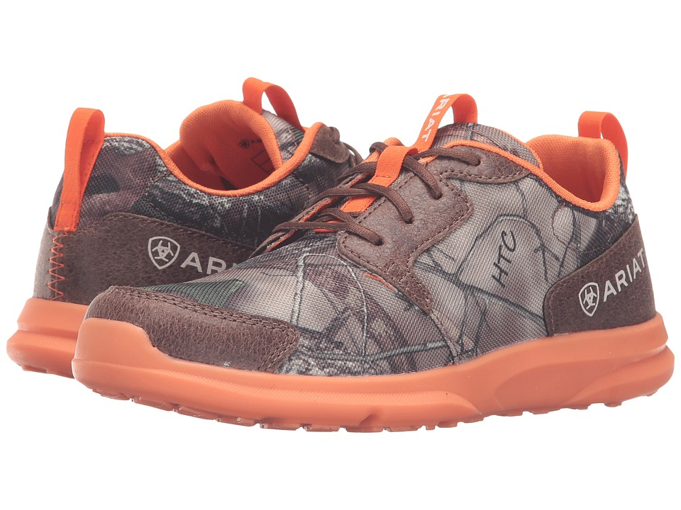 Ariat Kids Fuse (Toddler/Little Kid/Big Kid) (Camo Mesh)
