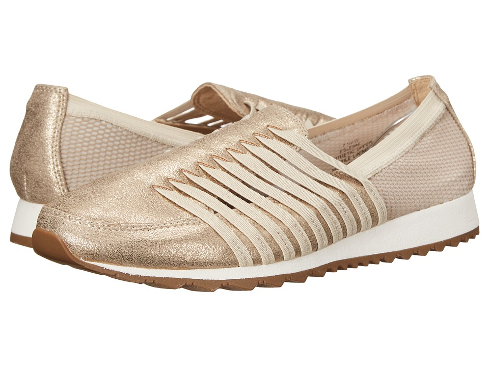 Easy Spirit - Lehni 3 (Gold Multi Synthetic) Women's Shoes
