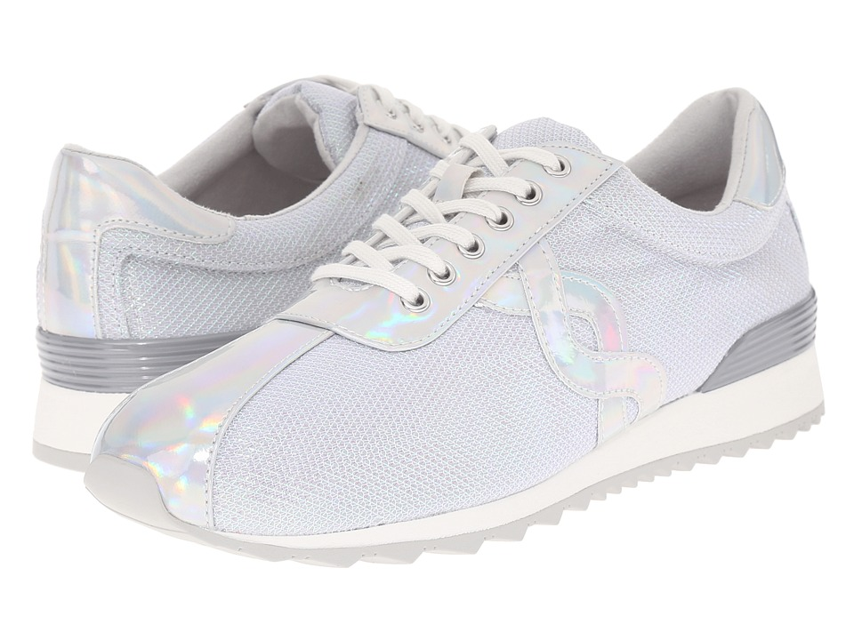 Easy Spirit Lexana 2 (Light Grey/Silver Fabric) Women