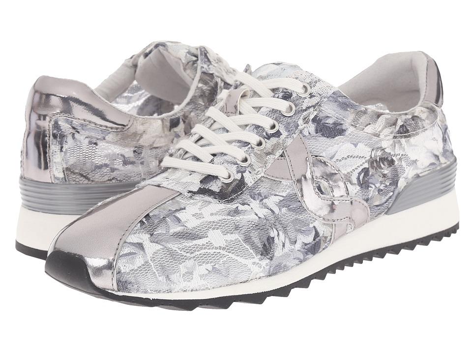 Easy Spirit - Lexana 2 (Black Multi/Silver Fabric) Women's Shoes