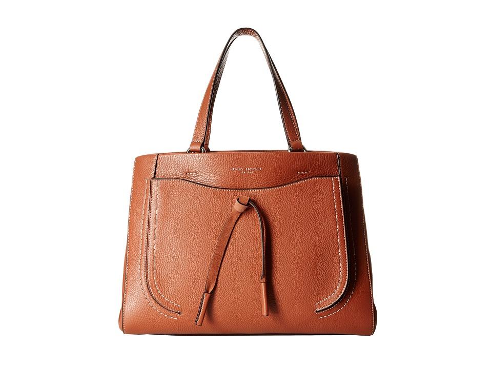 Marc Jacobs - Maverick Tote (Cognac) Tote Handbags