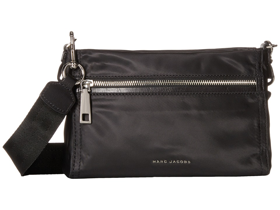 Marc Jacobs - Easy Crossbody (Black) Cross Body Handbags