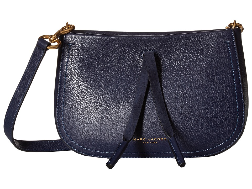 Marc Jacobs - Maverick Crossbody (Midnight Blue) Cross Body Handbags