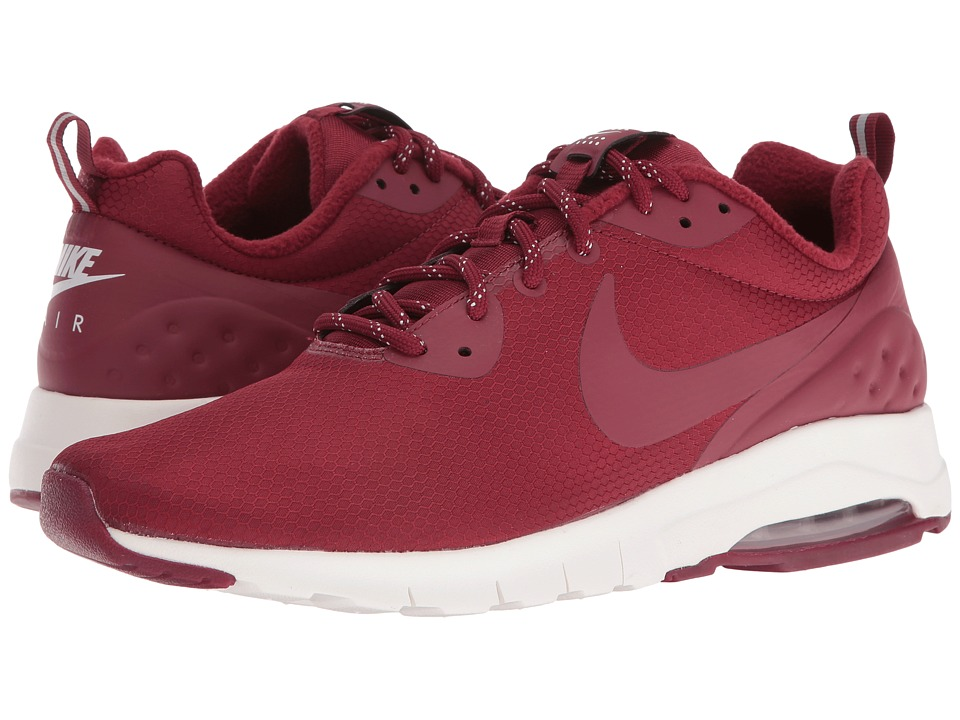 Nike - Air Max Motion Low SE (Team Red/Team Red/Phantom) Men's Shoes
