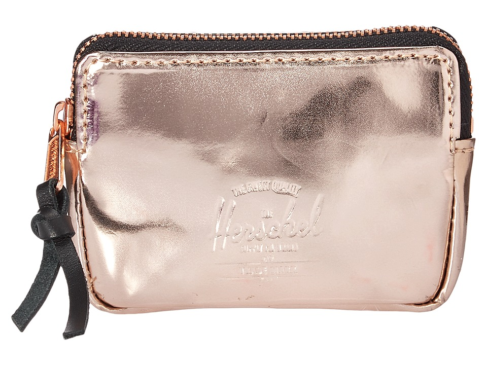 Herschel Supply Co. - Oxford Pouch (Shiny Copper) Wallet Handbags