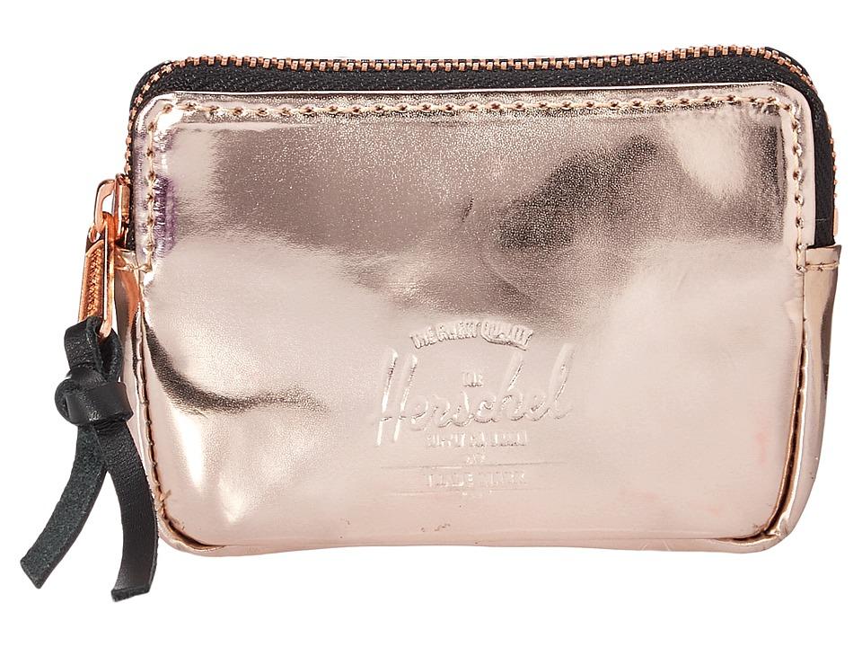 Herschel Supply Co. - Oxford Pouch (Shiny Copper) Wallet Handbags