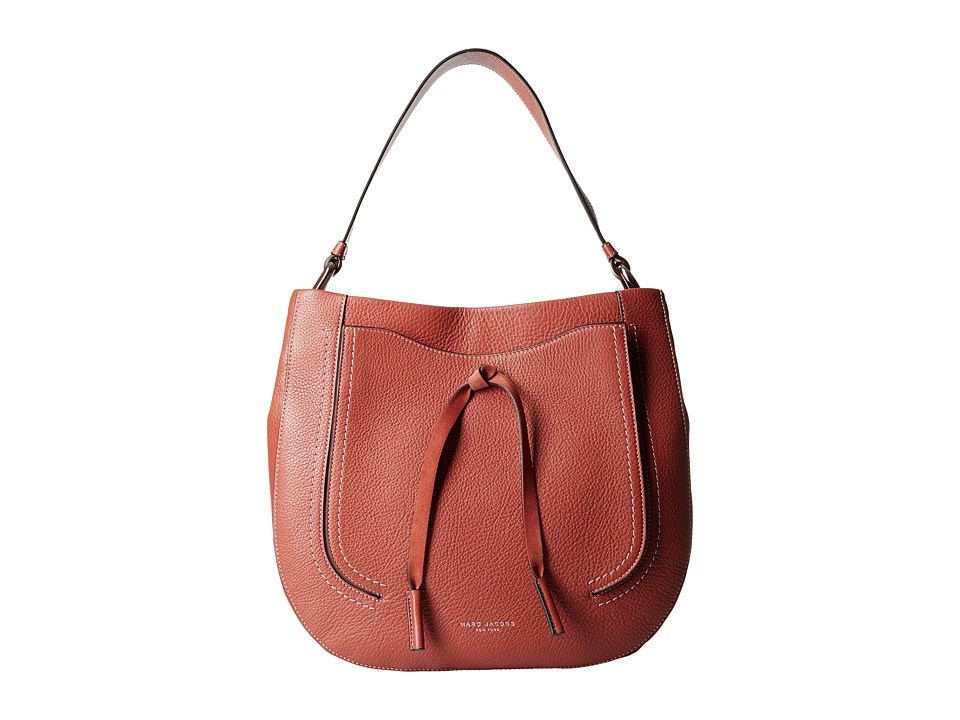 Marc Jacobs - Maverick Hobo (Cognac) Hobo Handbags