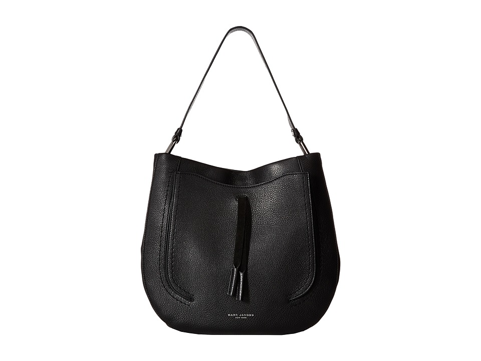 Marc Jacobs - Maverick Hobo (Black) Hobo Handbags