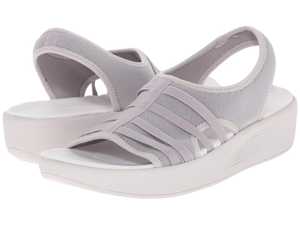 Easy Spirit - Boatyard 2 (Light Grey Fabric) Women's Shoes