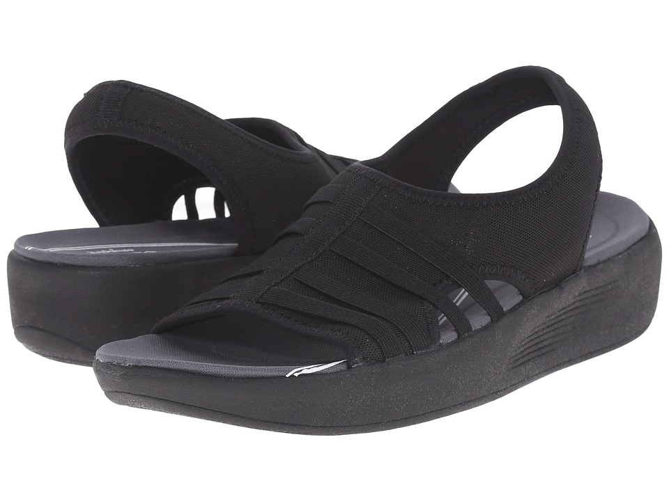Easy Spirit - Boatyard 2 (Black Fabric) Women's Shoes
