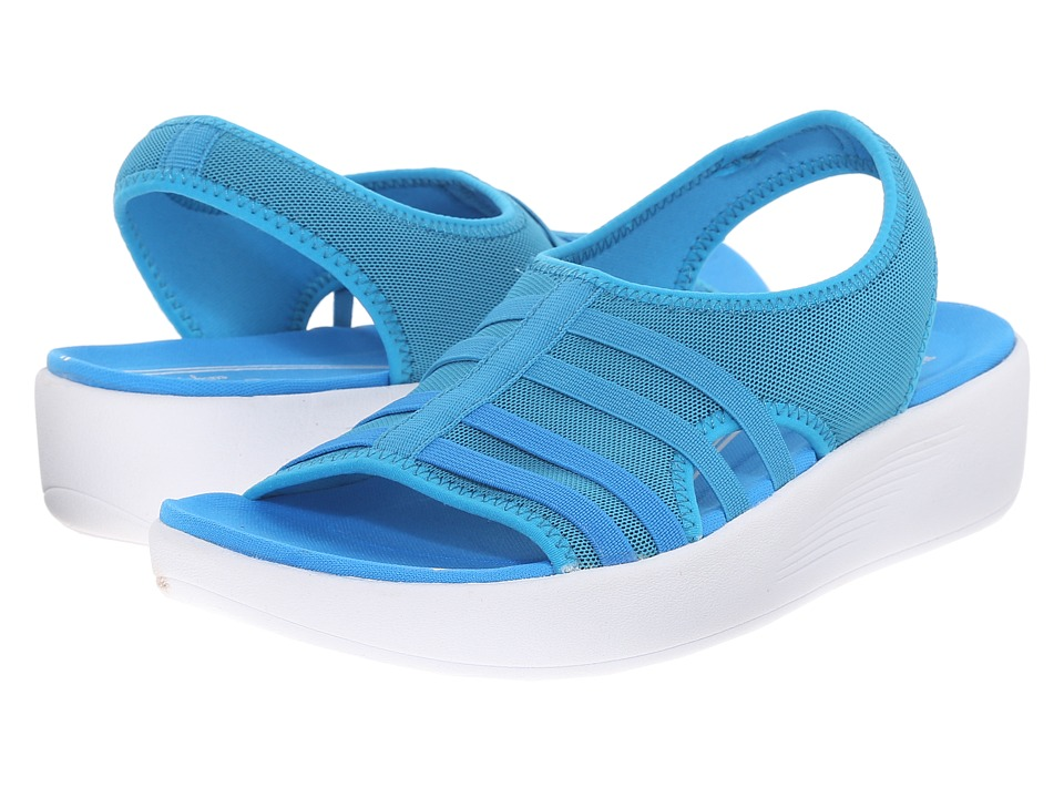 Easy Spirit - Boatyard 2 (Medium Blue Fabric) Women's Shoes