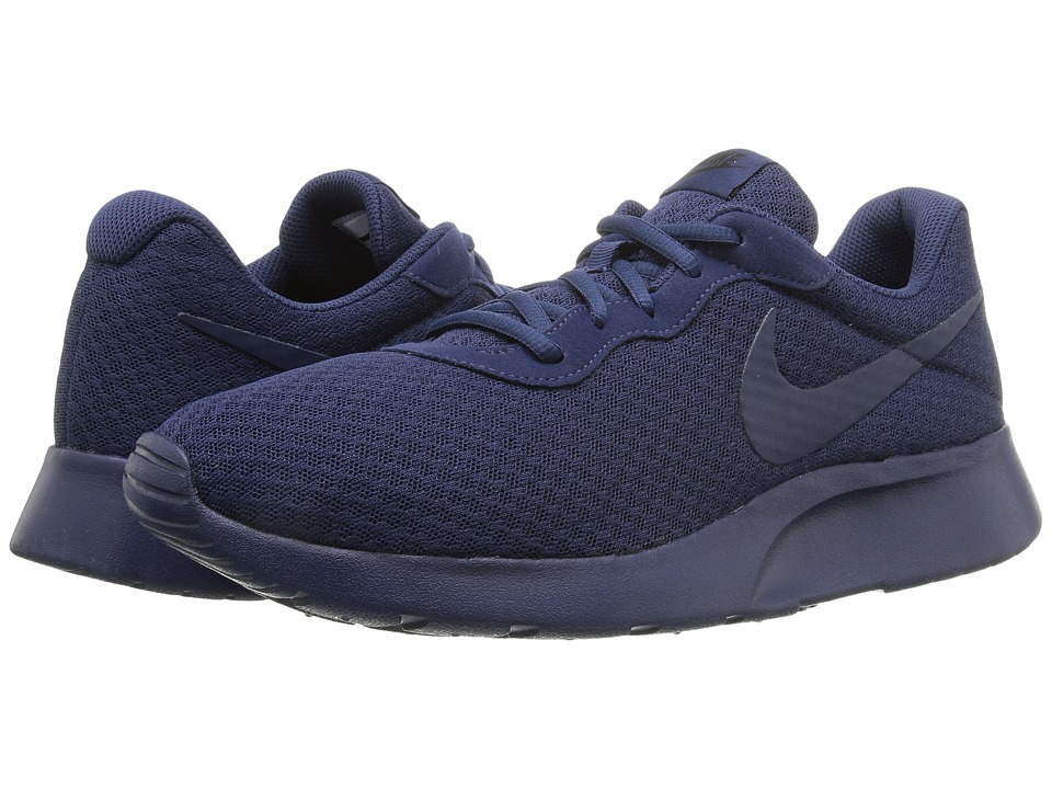 Nike - Tanjun (Midnight Navy/Midnigh Navy/Black) Men's Running Shoes