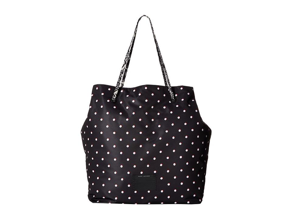 Marc Jacobs - B.Y.O.T. Shopping (Web Blue Multi) Tote Handbags