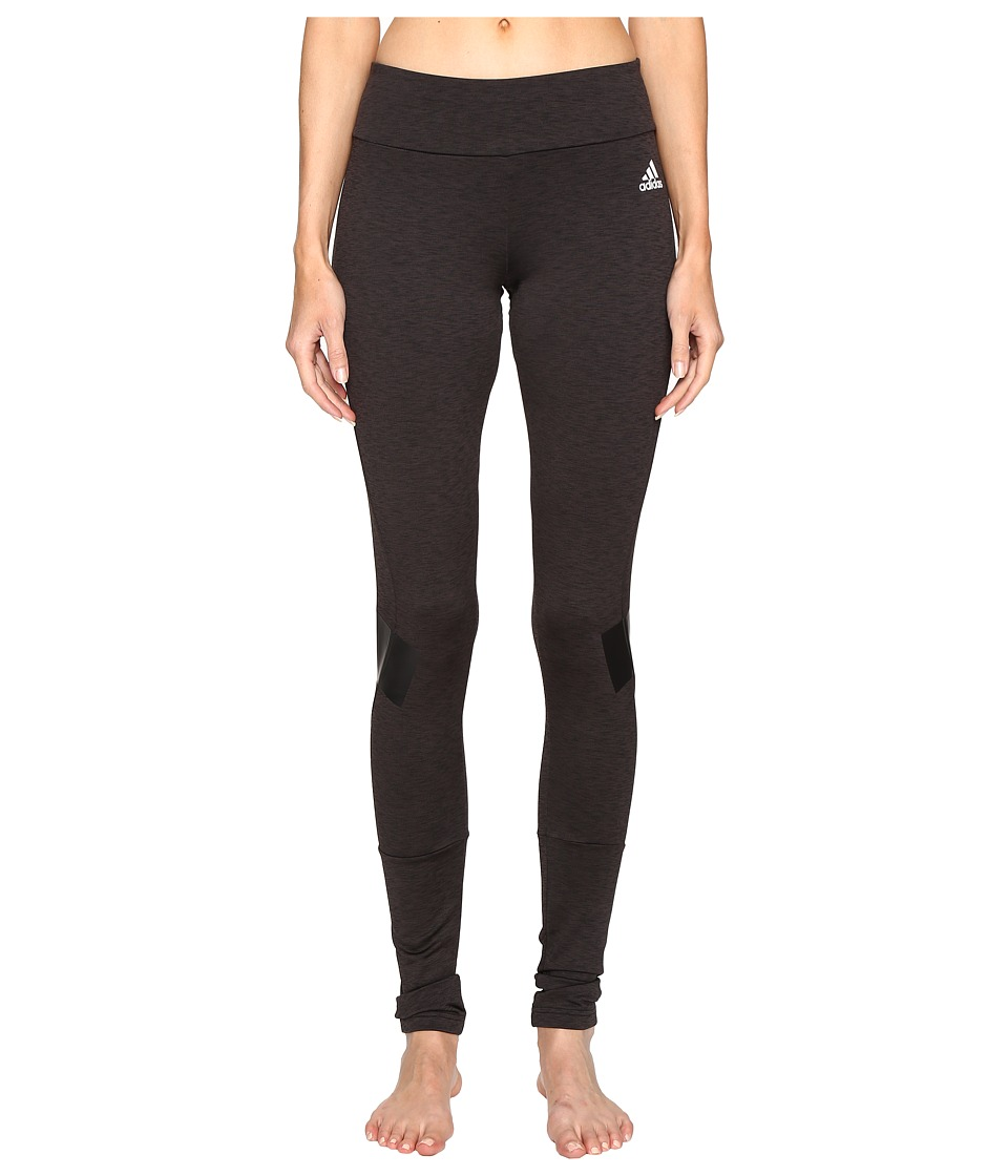 adidas - Warmer Tights (Black) Women's Workout
