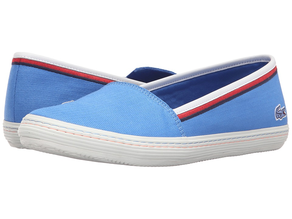 Lacoste - Orane 116 (Blue) Women's Shoes