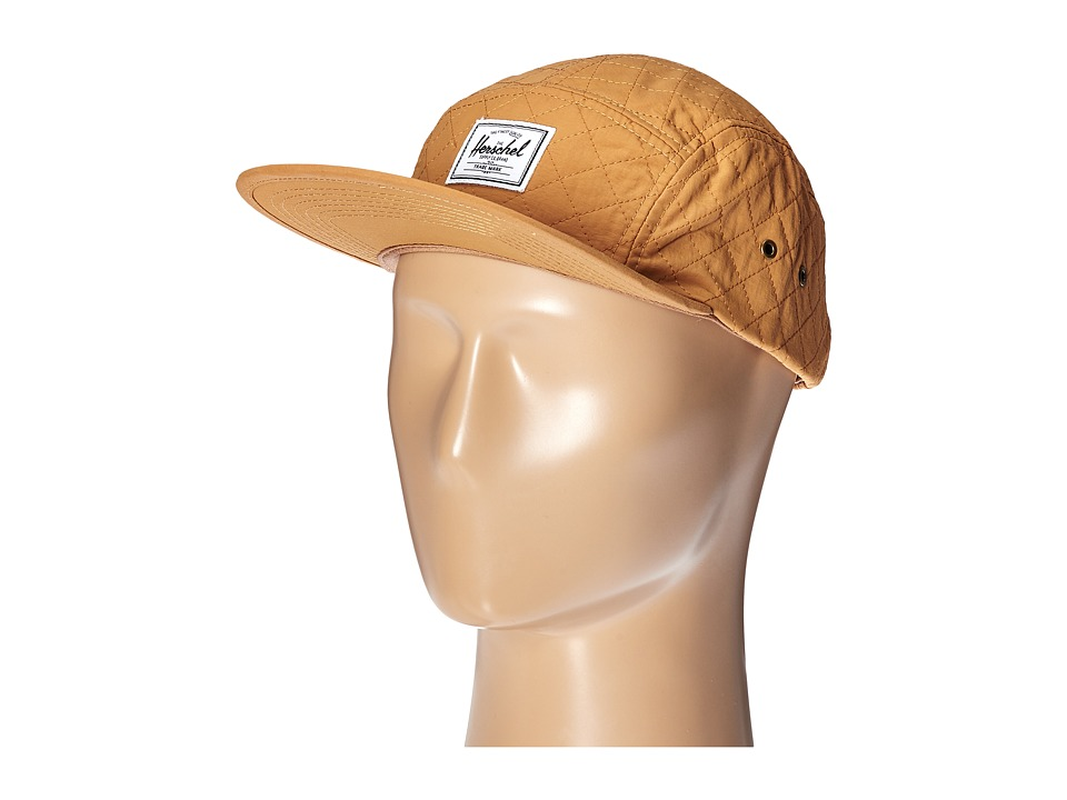Herschel Supply Co. - Glendale Classic (Carhart Quilted) Caps