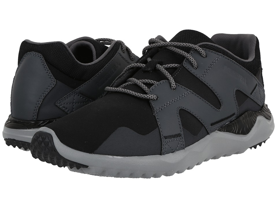 Merrell 1Six8 Lace (Black/Black) Men