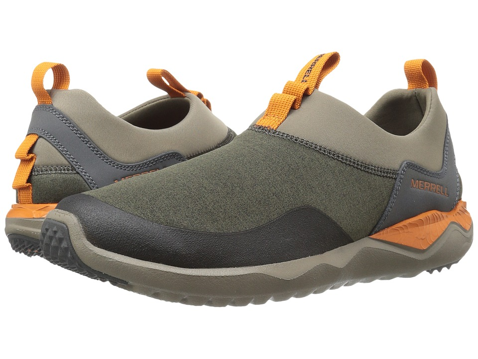 Merrell 1Six8 Moc (Dusty Olive) Men