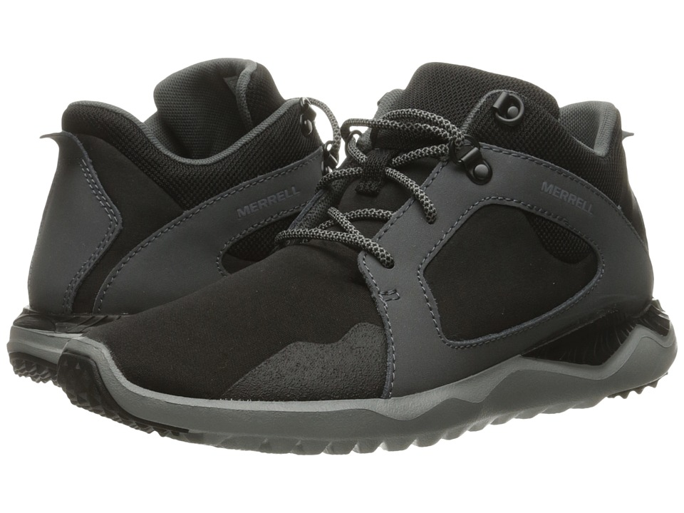 Merrell - 1Six8 Mid (Midnight) Women's Lace up casual Shoes