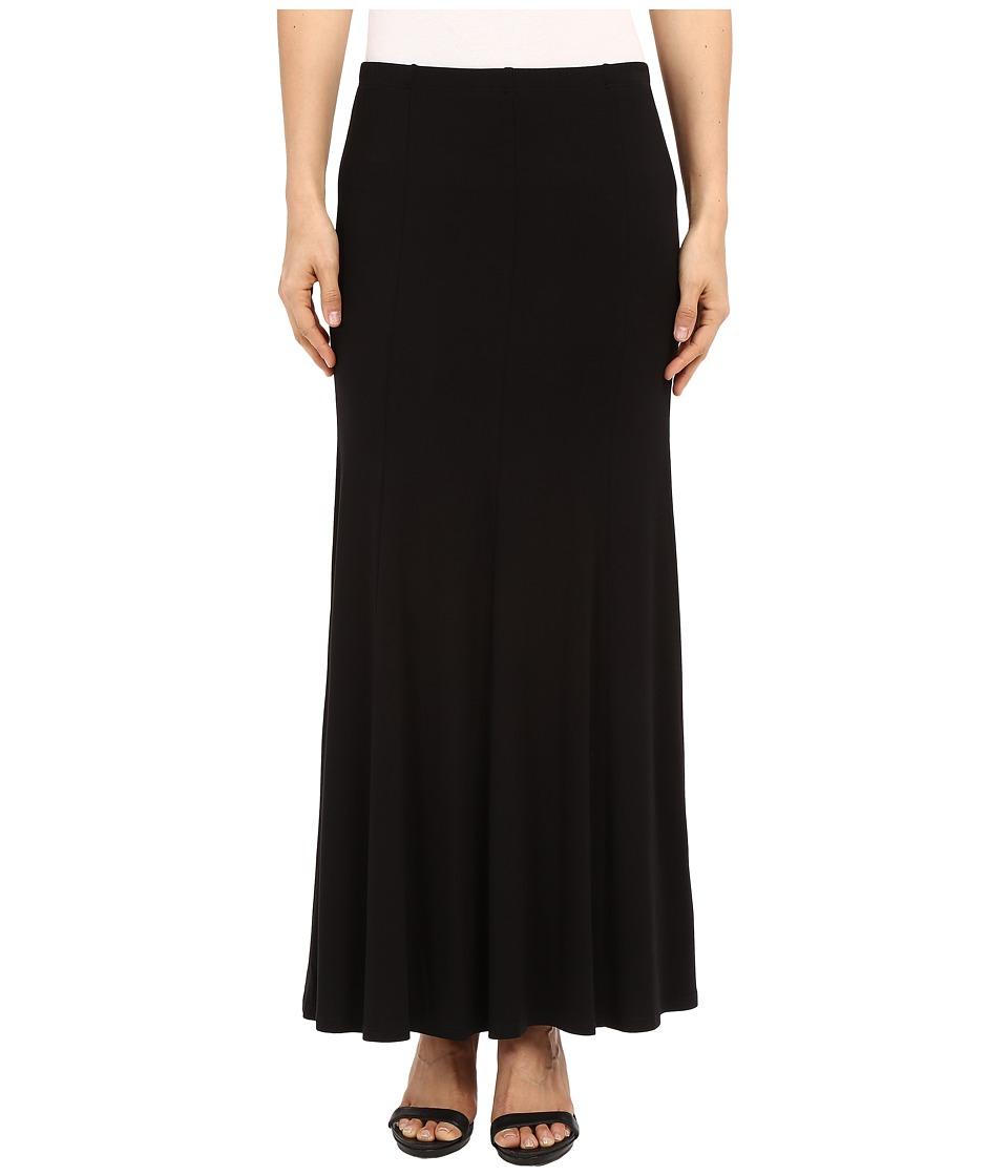 Karen Kane - Flare Maxi Skirt (Black) Women's Skirt