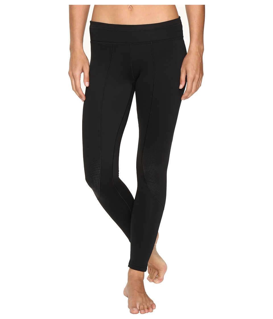 adidas - CLIMAHEAT Tights (Black) Women's Workout
