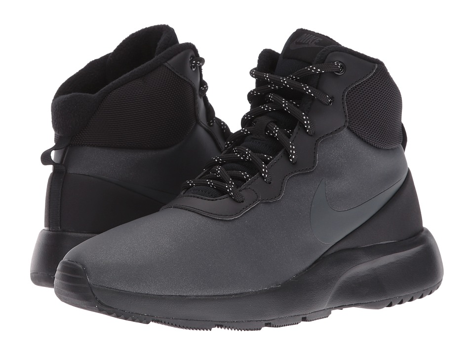 Nike - Tanjun High Winter (Black/Anthracite/Black) Women's Shoes