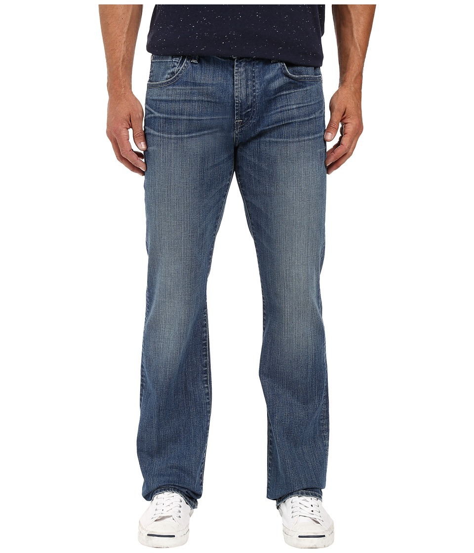7 For All Mankind - Brett Modern Bootcut A Pocket in Brookside Light (Brookside Light) Men's Jeans