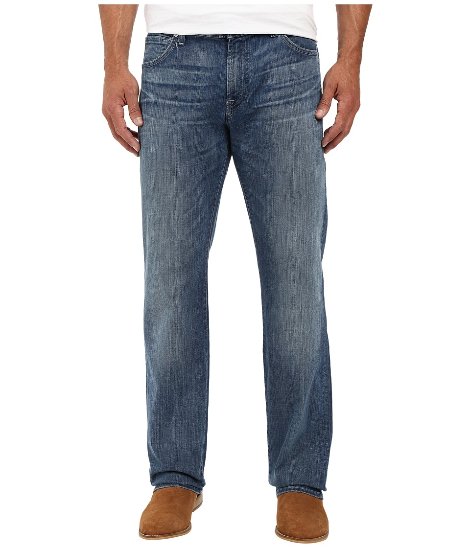 7 For All Mankind - Austyn Relaxed Straight Leg in Brookside Light (Brookside Light) Men's Jeans