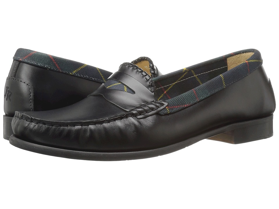 Jack Rogers Jasper Plaid (Black Plaid) Men