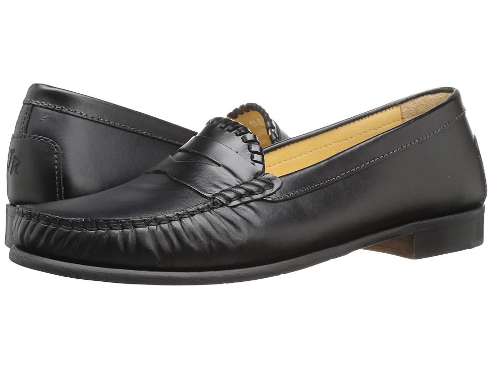 Jack Rogers - Jasper (Black) Men's Flat Shoes
