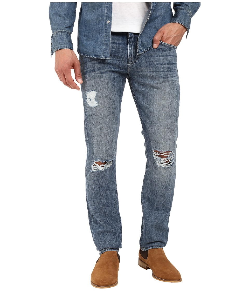 7 For All Mankind Paxtyn Skinny in Relic (Relic) Men